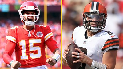 'Mahomes best playmaker in NFL' - Osi & Jason on Chiefs victory