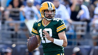 NFL: I'm getting sick of Aaron Rodgers - Osi Umenyiora