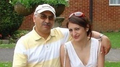 London-based baker Elika Ashoori is campaigning to bring her father home from jail in Iran.