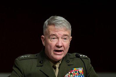 Gen. Frank McKenzie