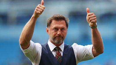 Manchester City 0-0 Southampton: Draw feels like a win for Saints - Ralph Hasenhuttl