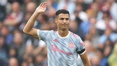 Cristiano Ronaldo denied two stonewall penalties - Ole Gunnar Solskjaer