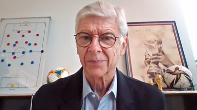 Arsene Wenger talks to Dan Roan about his proposals to change the global football calendar and hold a World Cup every two years.
