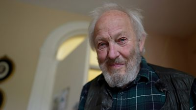 Charles Ogilvie-Forbes is a volunteer in a clinical trial at King's College Hospital, London.