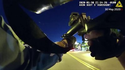 Bodycam footage