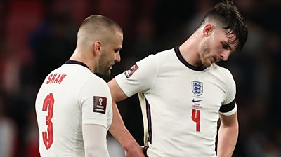 England 1-1 Hungary: Southgate says his side were 'really poor' after draw at Wembley