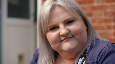 The BBC followed India, 28, before and after gastric sleeve surgery.