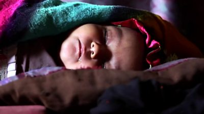 Afgan baby