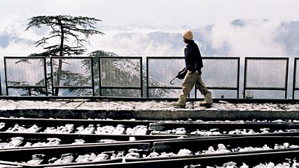 The Kalka-Shimla Railway