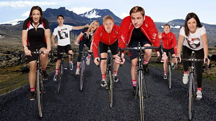 Million Pound Bike Ride: A Sport Relief Challenge