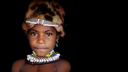 The Sing Sing Festival Papua New Guinea