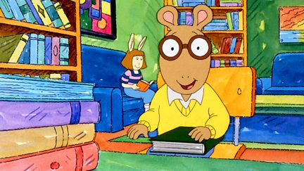 Arthur's TV-Free Week/Night Fright
