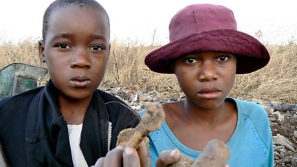 Zimbabwe's Forgotten Children - Update