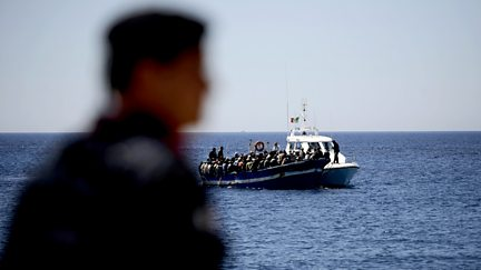 The Invasion of Lampedusa