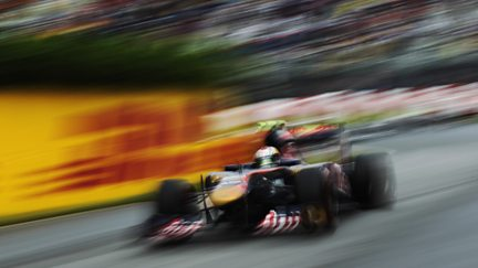 The Canadian Grand Prix - Qualifying