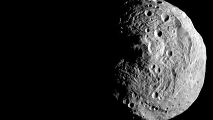 Dawn at Vesta