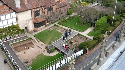 Shakespeare Dig Stratford
