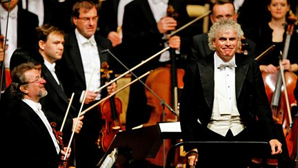 Mahler's 1st Symphony with Simon Rattle and the Berlin Philharmonic
