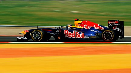 The Indian Grand Prix - Qualifying