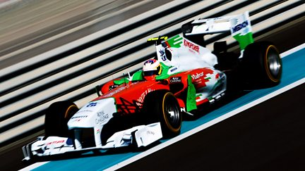 The Abu Dhabi Grand Prix - Qualifying