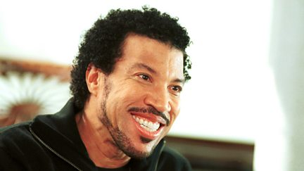 Lionel Richie at the BBC