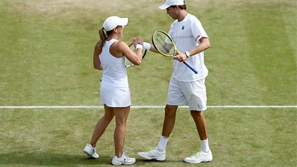 BBC Two: Mixed Doubles Final