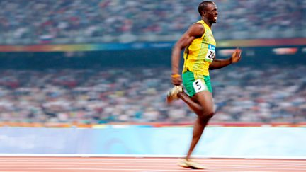 Can Anyone Beat Bolt?