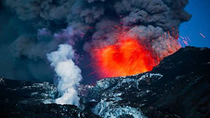 Iceland Erupts: A Volcano Live Special