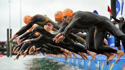 Triathlon: World Championship Series - Finals