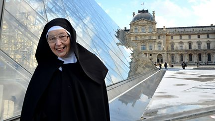 Sister Wendy and the Art of the Gospel