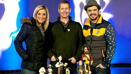 Blue Peter: Animation and Photography Special