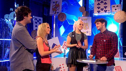 Magic Tricks and Amelia Lily