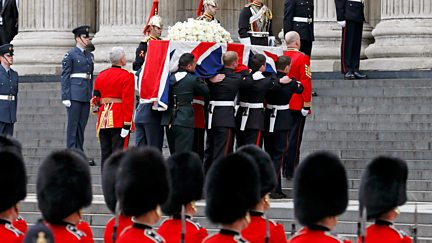 The Funeral of Baroness Thatcher - Edited Coverage