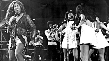 Ike and Tina Turner, Wilson Pickett and Friends Live in Ghana 1971: Soul to Soul