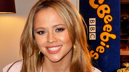 Kimberley Walsh - The Girl with the Bird's Nest Hair