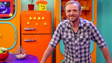 Simon Pegg - The Diabolical Mr Tiddles