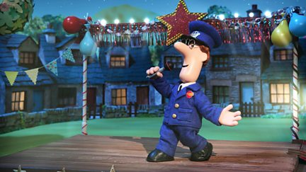 Postman Pat and the Karaoke Night