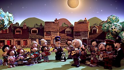 Postman Pat and the Greendale Ukulele Big Band