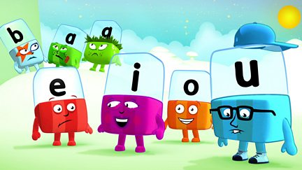 Meet the Alphablocks!