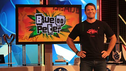 Steve Backshall's Deadly Blue Peter with Hedgehog Hideaway & Wakeboarding