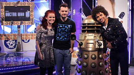Doctor Who - Blue Peter Special