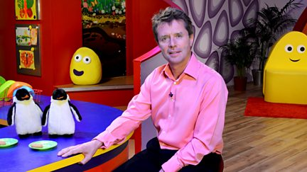 Nicky Campbell - Ping and Pong are Best Friends (Mostly)