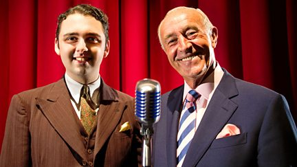 Len Goodman's Dance Band Days