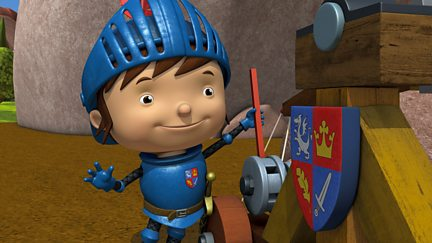 Mike the Knight and the Broken Shield