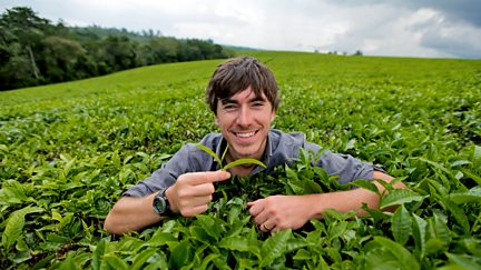 The Tea Trail with Simon Reeve