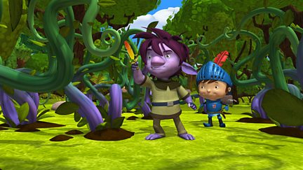 Mike the Knight and the Troll Trail Adventure