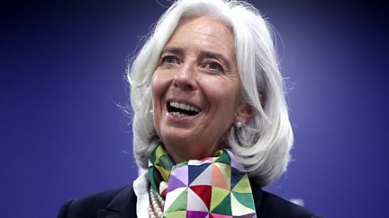 Christine Lagarde: A New Multilateralism for the 21st Century
