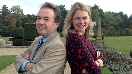 Eric Knowles v Catherine Southon - UK Antiques Fair