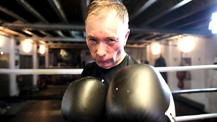 Tony Parsons - The Art of Boxing
