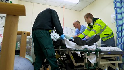 A Week in A&E: Condition Critical?